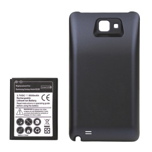 Samsung Galaxy Note i9220 GT-N7000 Extended Battery with Battery Door Cover (5000mAh)