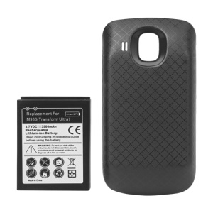 Samsung M930 Transform Ultra Extended Battery with Battery Door Cover 3500mAh