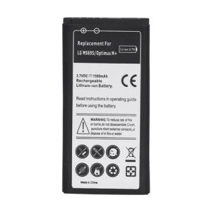 LG Optimus M+ MS695 Battery Replacement 1500mAh
