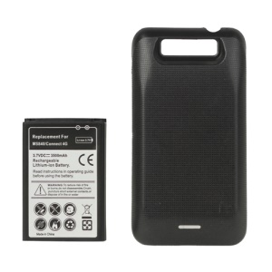 LG Connect 4G MS840 Extended Battery with Battery Door Cover 3500mAh