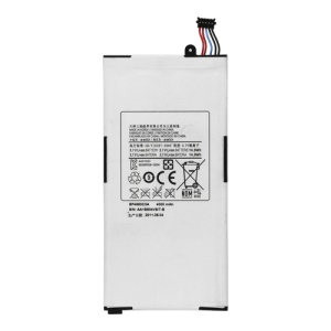SP4960C3A Battery Replacement for Samsung P1000 Galaxy Tab 4000mAh (OEM)