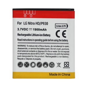 LG BL-49KH Battery for LG Nitro HD P930 / Optimus LTE LU6200 SU640 / Spectrum VS920