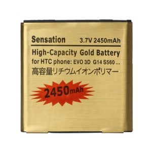 Battery Replacement for HTC Sensation G14 / Sensation 4G 1700mAh High Capacity