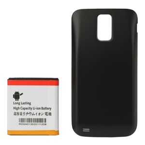 Extended Battery w/ Battery Cover Door for Samsung Galaxy S II T-Mobile SGH-T989 (3600mAh)