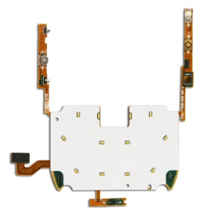 Original Keyboard Keypad Flex Cable for Blackberry Curve 8900
