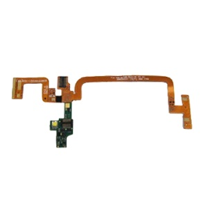 Ear Speaker Flex Cable for BlackBerry Pearl Flip 8220