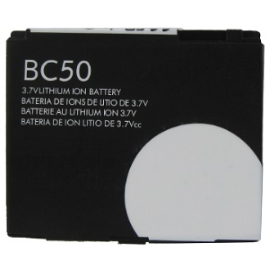 MOTO BC50 Battery for Motorola C261 / KRZR K1 / SLVR L2 L6 L7 L7c / RIZR Z3