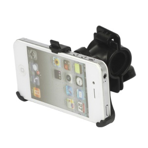 Bike Bicycle Handlebar Mount Holder Stand for iPhone 4 4S