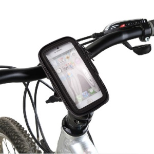 Waterproof Bicycle Bike Mount Case Pouch Stand Holder for iPhone 5
