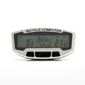 SD-588A LCD Bicycle Cycling Computer Odometer Speedometer Velometer 27 Functions