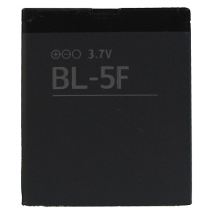 BL-5F Battery Replacement for Nokia X5-01 N96 N95 N93i E65 6290 6710 6210 Natigator