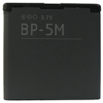 BP-5M Battery for Nokia 5610 XpressMusic/ 5700/ 6110 Navigator/ 6220 Classic/ 6500 Slide/ 7390/ 8600 Luna