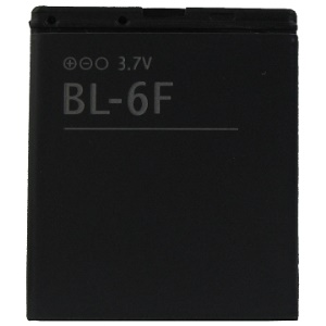 Cell Phone BL-6F Battery Replacement for Nokia N78 N79 6788 and N95 8GB