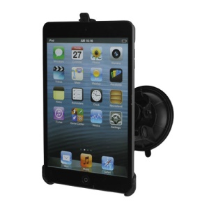 Car Windshield Panel Sucker Mount Holder Cradle for iPad Mini