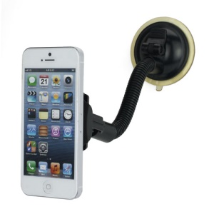 Universal Car Window Holder Suction Windshield Mount for iPhone 5 Samsung Galaxy Note 2 / II N7100 HTC DROID DNA