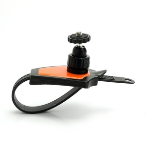 Digital Camera Simple Belt Style Bike Handlebar Mount Bracket