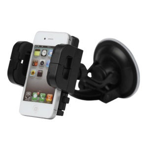 Flexible Car Mount Holder for MP3 MP4 Mobile Phone GPS