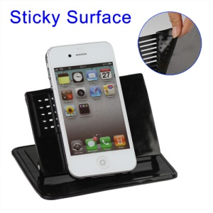 Car Dashboard Rubber Smart Stand Holder for MP3/MP4/Mobile Phone/GPS/PDA