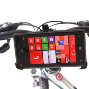Bike Bicycle Handlebar Mount Holder Stand for HTC Window Phone 8X
