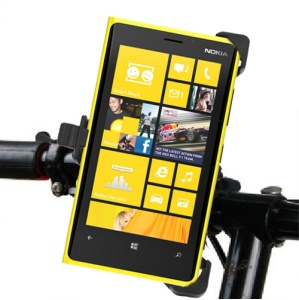 Bike Bicycle Handlebar Mount Holder Stand for Nokia Lumia 920