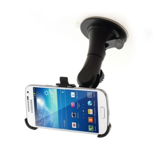 Car Windshield Suction Mount Cradle for Samsung Galaxy S4 mini I9190 I9192