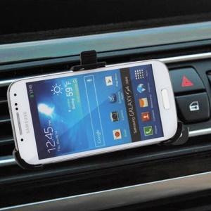 Car Kit Air Vent Mount Holder Cradle for Samsung Galaxy S4 mini I9190 I9192