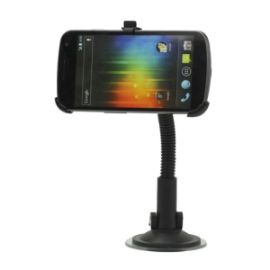 Car Windshield Mount Holder Cradle for Samsung Google Galaxy Nexus I9250