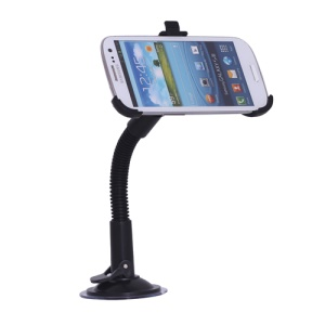 Car Windshield Mount Holder Cradle for Samsung Galaxy S 3 / III I9300 I747 L710 T999 I535 R530