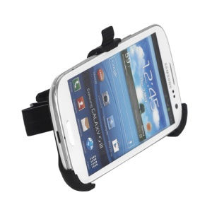 Car Auto Air Vent Mount for Samsung Galaxy S 3 / III I9300 I747 L710 T999 I535 R530