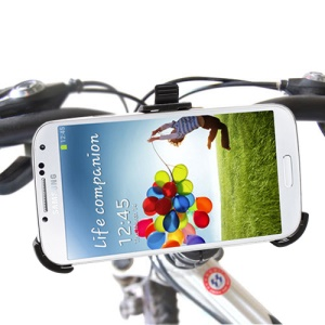 Bike Bicycle Handlebar Mount Holder for Samsung Galaxy S IV 4 i9500 i9505