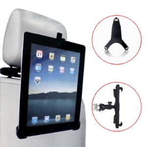 iPad 2 2nd Car Seat Backrest Mount Holder Bracket