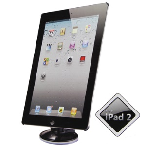 Multi-Direction iPad 2 Car Mount Holder w/ Vacuum Suction Cupule