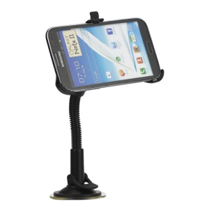 Car Windshield Mount Holder for Samsung Galaxy Note II N7100
