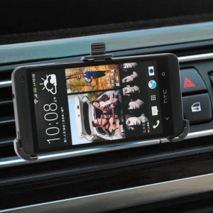 Car Air Vent Mount Cradle Holder for HTC One M7 801e