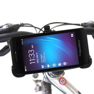 Bike Bicycle Handlebar Mount Holder Cradle for BlackBerry Z10 BB 10