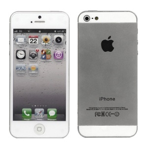 Dummy Display Phone Model for iPhone 5 - White