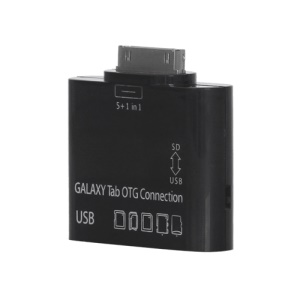 USB OTG Connection Kit Card Reader for Samsung Galaxy Tab 10.1 8.9 7.7 7.0