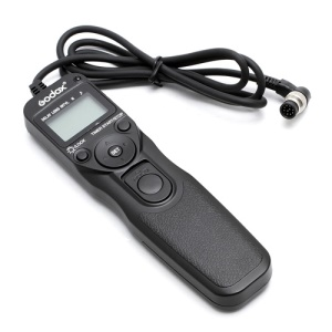 Godox EZB-S1 LCD Timer Remote Shutter Release for Sony A100/A100K A900 A700 A350 A300