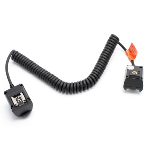 Godox TL-C TTL Off-Camera Flash Sync Extension Cable Cord for Canon