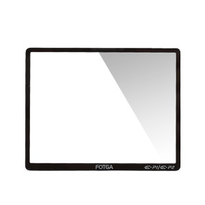 FOTGA DSLR LCD Optical Glass Screen Protector for Olympus EP-1 EP-2