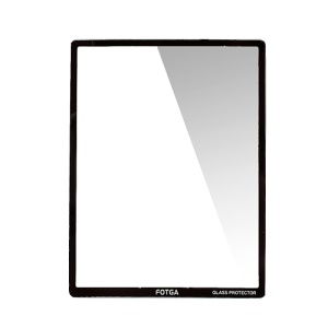 FOTGA 3 inch Optical LCD Screen Glass Protector for Digital Camera Canon Nikon Sony