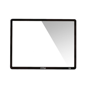 FOTGA LCD Screen Pro Optical Glass Protector For Canon EOS 7D