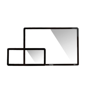 FOTGA Rigid Pro Optical Glass LCD Screen Protector for Canon EOS 5D MARK III 5DIII