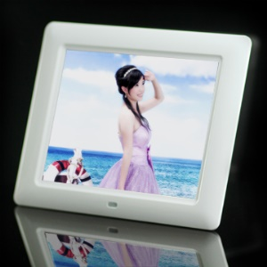 8.0 inch LCD Digital Photo Frame,Support SD/MMC/XD card,Speaker,USB Devices etc