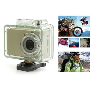 HD 1080P 30M Waterproof Sports DVR Camcorder