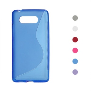 S-Curve TPU Gel Case Cover for Nokia Lumia 820
