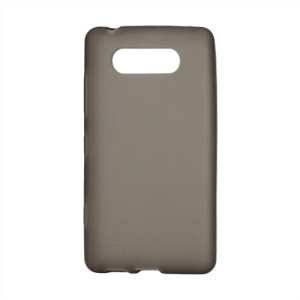 Matte TPU Case Cover for Nokia Lumia 820 - Grey
