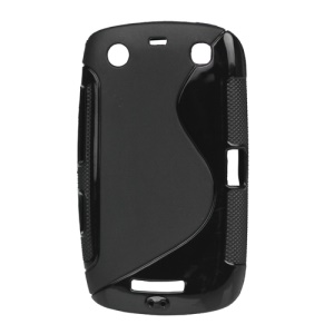 BlackBerry Curve 9380 Streamline S Type TPU Case
