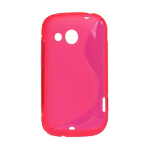 S-Curve TPU Gel Case for HTC Desire C A320e