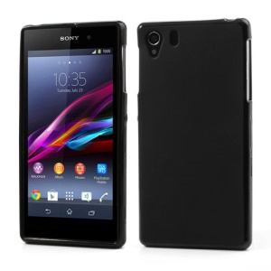 Candy TPU Gel Case for Sony Xperia Z1 Honami C6906 C6903 C6902 C6943 L39h - Black